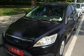 福特-福克斯 2012款 三厢经典 1.8L 手动时尚型