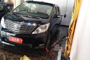 梅州二手豐田-埃爾法 2011款 2.4L 豪華版