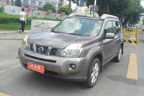深圳二手日產-奇駿 2010款 2.5L CVT旗艦版 4WD