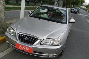 现代-伊兰特 2005款 1.6L 手动豪华型