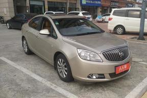 鹽城二手別克-英朗 2013款 GT 1.6L 手動進取版