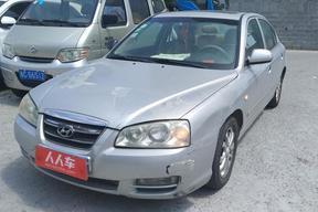 现代-伊兰特 2007款 1.6L 自动豪华型