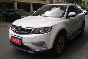 衢州二手吉利汽車-博越 2016款 1.8TD 自動智尊型