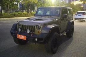 漳州二手Jeep-牧馬人 2013款 3.6L Sahara 兩門版