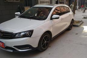漯河二手吉利汽車-帝豪 2016款 兩廂RS 1.5L 手動向上版
