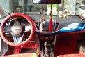 恩施二手科沃茲 2016款 1.5L 手動欣享版-內飾-中控-車輛安全指示燈、被動安全項檢測正常