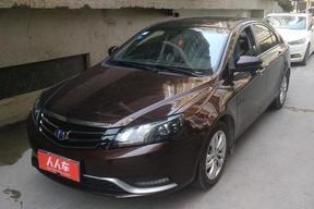 銅仁二手吉利汽車-帝豪 2014款 三廂 1.3T CVT精英型