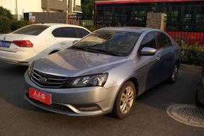鎮江二手吉利汽車-帝豪 2014款 三廂 1.5L CVT精英型