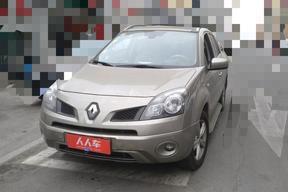 長春二手雷諾-科雷傲(進口) 2010款 2.5L 兩驅舒適型