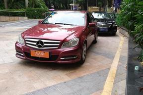 深圳二手奔馳-奔馳C級 2011款 C 180K 經典型