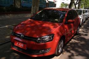衢州二手大眾-Polo 2011款 1.4L 自動致尚版