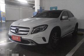 烏魯木齊二手奔馳-奔馳GLA 2015款 GLA 200 時尚型