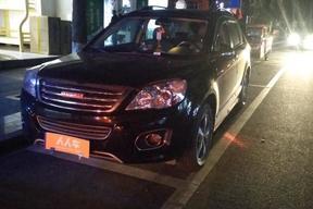 資陽二手哈弗-哈弗H6 2013款 升級版 1.5T 手動四驅精英型