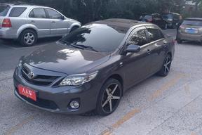 大連二手豐田-卡羅拉 2011款 1.8L 手動GL-i