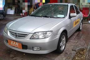 西安二手海馬-海福星 2007款 1.6L 手動舒適GLX
