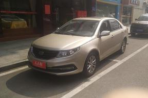 東莞二手吉利汽車-遠景 2015款 1.5L 手動幸福型