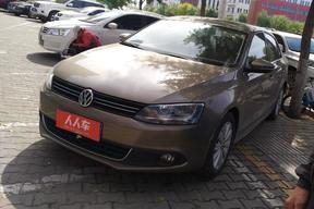榆林二手大眾-速騰 2014款 改款 1.6L 自動舒適型