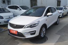 漳州二手吉利汽車-帝豪GS 2016款 運動版 1.3T 自動領尚型