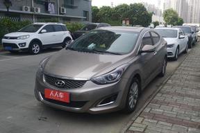 寧波二手現代-朗動 2016款 1.6L 自動尊貴型