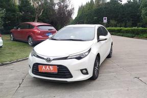 寧波二手豐田-雷凌 2014款 1.6G CVT精英版