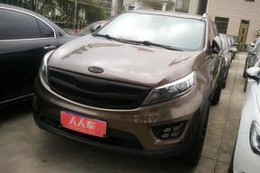 上海二手起亞-智跑 2015款 2.0L 自動兩驅版GL