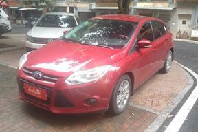 長沙二手福特-福克斯 2012款 兩廂 1.6L 自動舒適型