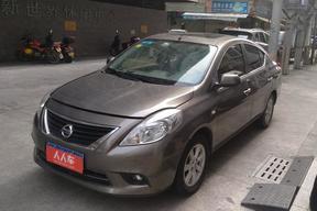 潮州二手日產-陽光 2011款 1.5XL CVT豪華版