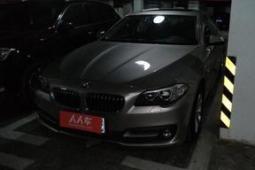 深圳二手寶馬-寶馬5系(進口) 2014款 520i 典雅型