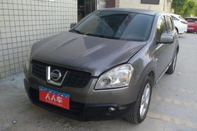 潮州二手日產-逍客 2008款 20XV龍 CVT 4WD