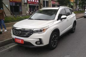 郴州二手廣汽傳祺-傳祺GS4 2015款 200T G-DCT精英版