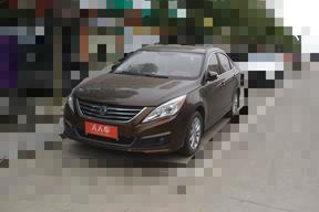 安慶二手東風風行-景逸S50 2014款 1.5L 手動尊貴型(改裝天然氣)
