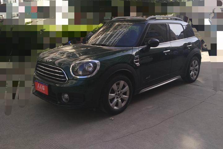 长治二手MINI-MINI COUNTRYMAN 2017款 1.5T COOPER ALL4