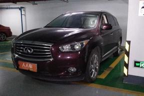 廣州二手英菲尼迪-英菲尼迪JX 2013款 JX35 四驅全能版