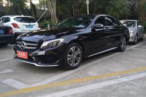 深圳二手奔馳-奔馳C級 2015款 改款 C 200 L 運動型