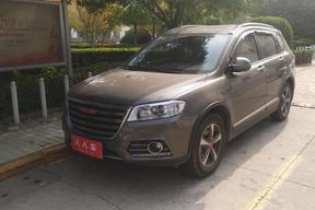 濮陽二手哈弗-哈弗H6 2014款 運動版 1.5T 手動兩驅精英型