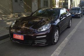 北京二手保時捷-Panamera 2014款 Panamera 4 3.0T
