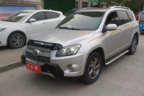 濮陽二手豐田-RAV4榮放 2011款 2.0L 自動四驅版