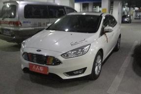 襄陽二手福特-福克斯 2015款 三廂 1.6L 自動風尚型