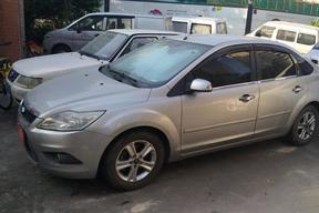 深圳二手福特-福克斯 2009款 三廂 1.8L 手動舒適型