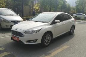 蘇州二手福特-福克斯 2015款 三廂 1.6L 手動風尚型