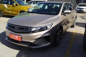 洛陽二手吉利汽車-帝豪GL 2018款 1.4T 手動精英智聯型
