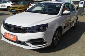 洛陽二手吉利汽車-帝豪 2018款 1.5L CVT向上互聯版