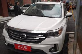 黃石二手廣汽傳祺-傳祺GS4 2015款 200T G-DCT精英版