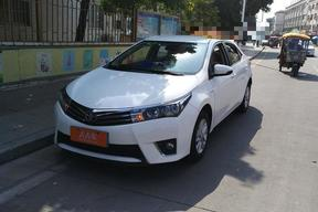 中山二手豐田-卡羅拉 2014款 1.6L CVT GL