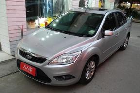 鎮江二手福特-福克斯 2011款 三廂 1.8L 自動時尚型