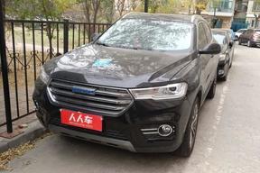 北京二手哈弗-哈弗H6 2017款 換代 藍標 1.5T 自動兩驅智尚型
