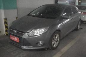 蘇州二手福特-福克斯 2012款 兩廂 1.6L 自動風尚型