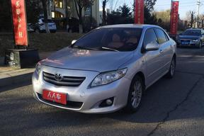 營口二手豐田-卡羅拉 2008款 1.8L 自動GL-i天窗特別版