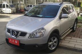 濮陽二手日產-逍客 2011款 2.0XL 火 6MT 2WD