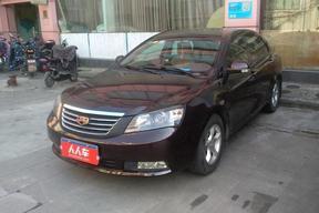 郴州二手吉利汽車-經典帝豪 2012款 三廂 1.5L 手動超悅惠民型